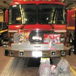 Toronto Firefighters Toy Drive