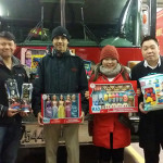 2016 Toronto Firefighters Toy Drive